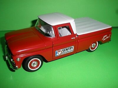 SENTRY HARDWARE STORES 1960 GMC 1/2 TON MODEL 1001 PICKUP TRUCK DIECAST LIBERTY
