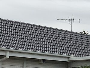 Almost new Roof tiles