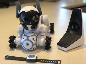 CHIP lovable robot dog
