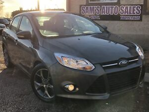 2014 FORD FOCUS SE 2.0L VERY LOW KM