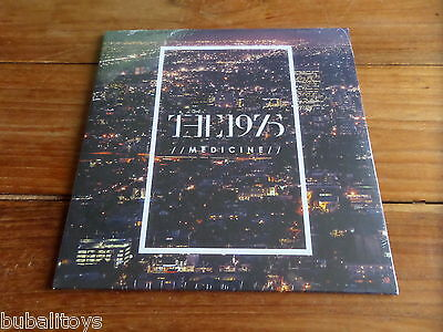 "The 1975 - Medicine LTD 2 Track 7"" Vinyl Record 2015 SEALED NEW! RARE! Dirty Hit"