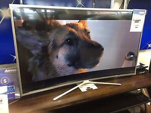 """55"""" Samsung Smart Curved LED tv"""