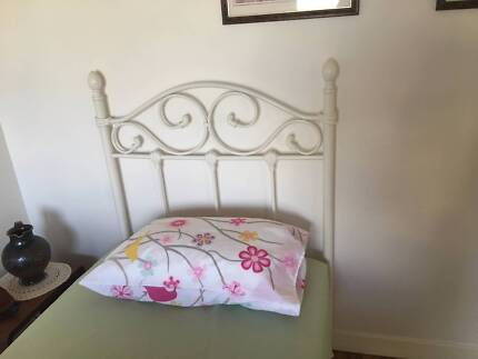 Single Bed Frame (old world look)