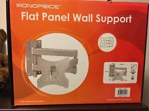 2 tv/monitor wall mounts