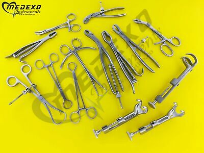 Small Bone Clamp Set Surgical Orthopedic Instruments