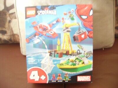 LEGO Marvel 76134 Spider Man Doc Ock Diamond Heist - Super Heroes