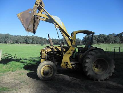 Chamberlain Industrial Front End Loader