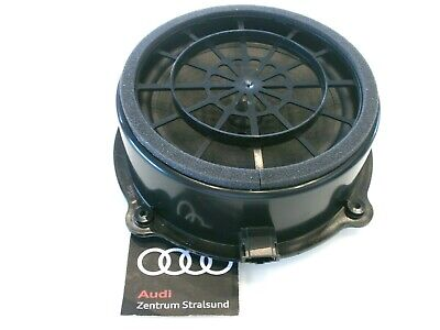 Original Audi - Q7 (4L) Tief/Mittelton passiv Lautsprecher Tür vorn 4L0035415E