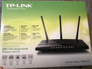 TP-Link Archer C7 AC1750 Dual Band Wireless AC Gigabit Router