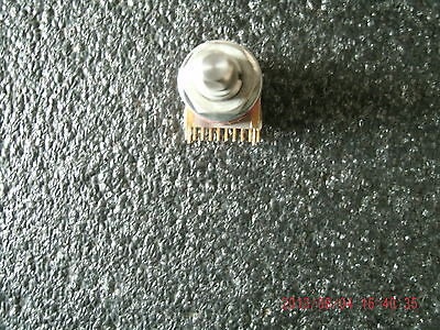 Grayhill 3 Position Rotary Switch Model 71bf36-01-2-03n