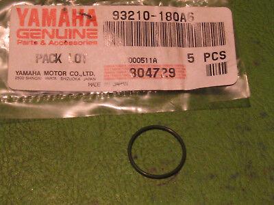 YAMAHA AT2 BW80 CS3 G6S G7S PW80 RD200C CRANK SHAFT O-RING OEM # 93210-180A6-00 for sale  Fletcher