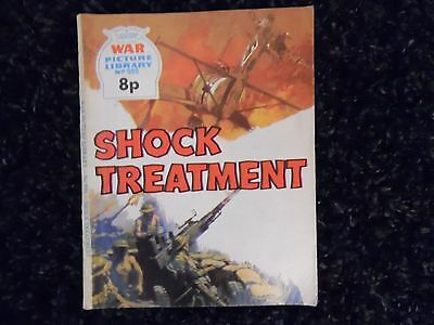 WAR PICTURE LIBRARY COMIC SHOCK TREATMENT NO 998