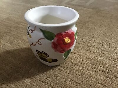 Yankee Candle Floral Votive Candle Holder Butterfly, Flowers