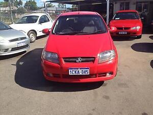 2006 Holden Barina Hatchback Bellevue Swan Area Preview