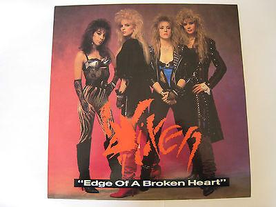 vixen edge of a broken heart