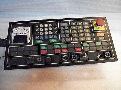 Acramatic 850 Operator Station Push Button Panel 3-525-0967a