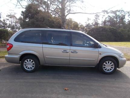 Price Reduced - 2005 Chrysler Voyager Wagon 7 Seater