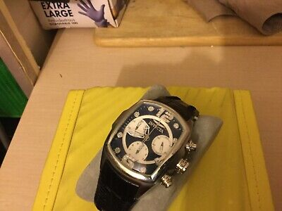 INVICTA Lupha 6804 , diamond encrusted rare wristwatch