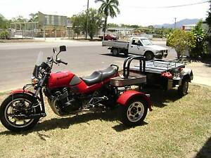 susuki 1100 trike and trailer Cairns Cairns City Preview