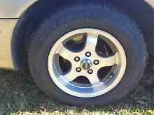 Ford mag wheels Taree Greater Taree Area Preview