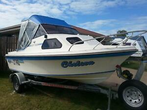 Cruise craft colt1500 90hp etec in great condition