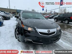 2013 Acura TL Tech Package | AWD | NAV | LEATHER | ROOF | CAM
