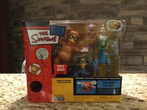 The Simpsons The Next Century Silver Snail Canadian Exclusive