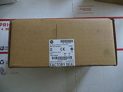 Allen Bradley Micrologix 1400 Processor 1766-l32awab Wenet 2013 New Sealed