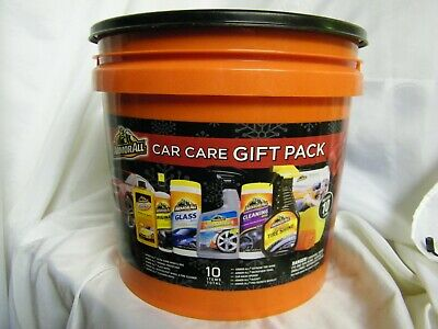 - Armor All 10-Piece Car Care Kit Gift Pack