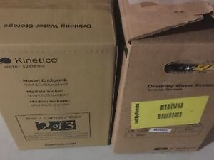 Kinetico water drinking system