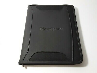 Case Logic Padfolio Tablet Case Edward Jones Edition Conversion Zippered