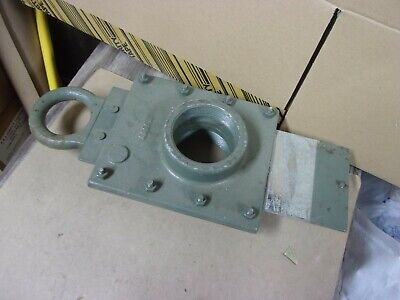 Vacuum Breaker Dust Collector Woodworking Shop Slide Gate Valve 2-12 Hose Usa