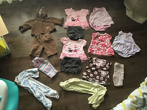 Girls clothes 0-3