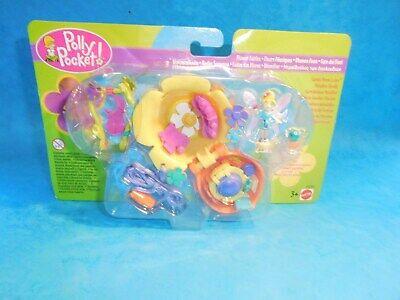 54289 Mattel Polly Pocket Blumen Feen Flower Fairies - Packung