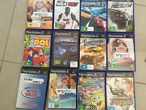 PlayStation 2 games Annandale Townsville City Preview