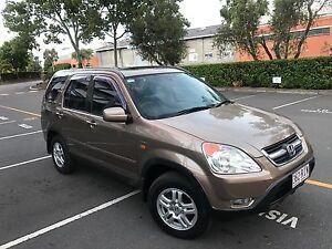 2002 Honda CRV Sport 4x4 Manual 4cyl wagon, Rego $ RWC Carindale Brisbane South East Preview