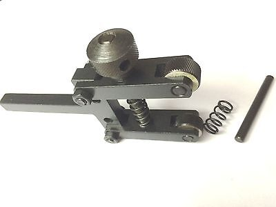 Spring Loaded Clamp Type Knurling Tool 2 Inches Capacity For Lathes