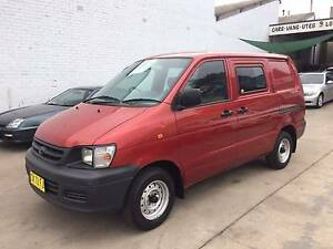 1999 Toyota Townace Van - Very clean Van Lidcombe Auburn Area Preview