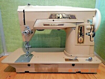 Singer Sewing Machine 403A W Cams and some Accessories