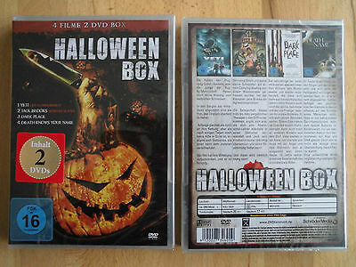 me 2DVD ,,RC2,,FSK16,,NEU&OVP (Film Halloween 2)