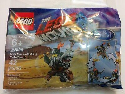 LEGO 30528 The Lego Movie 2 Mini Master-Building MetalBeard *New*