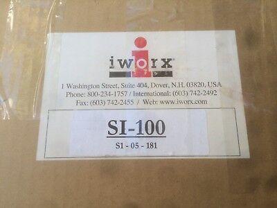 New In Box Iworx Cb Sciences Si-100 High Voltage Stimulator Lab Laboratory