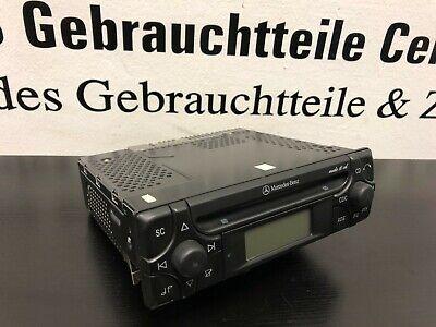 Orig. Mercedes W208 W463 W140 R129 R170 W163 W210 Audio 10 Radio A1708200386