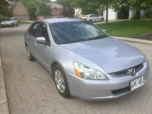 2005 Honda Accord w/ Snow Tires, Bluetooth and USB