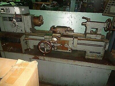 South Bend Model Fourteen Engine Lathe 14 X 40 3 Hp Flame Hardened Bed