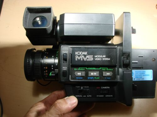 Kodak MVS Modular Video System Camera