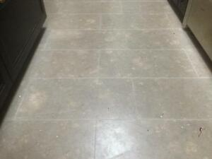 20sqm Honed Natural Limestone Tiles  - Seconds Winmalee Blue Mountains Preview