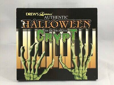 Drew's Famous Authentic Halloween Music (CD B2G1 FREE - Authentic Halloween Music From the Crypt Drews Famous Party)