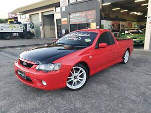 2006 Ford Falcon XR6 MAGNET UTE FROM $55 PW FINANCE EASY TODAY ! Slacks Creek Logan Area Preview