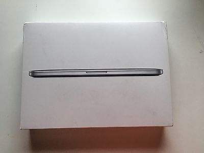 """New Apple 13.3"""" MacBook Pro Retina i5 2.7-3.1GHz 8GB 256GB MF840LL/A 2015 Sealed"""